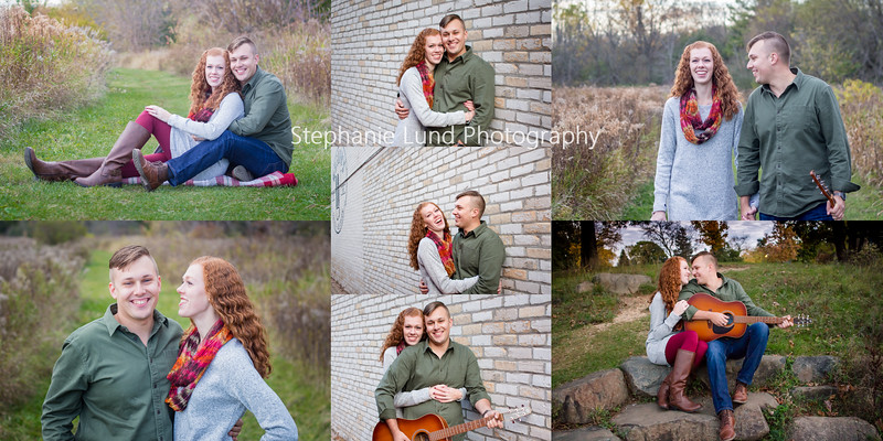 Lukas & Jacquelyn's Engagement Session