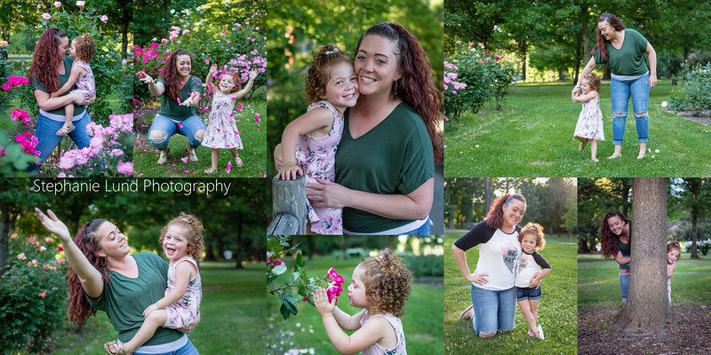 Mommy/Daughter Session
