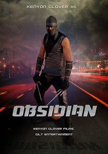 Obsidian promo poster