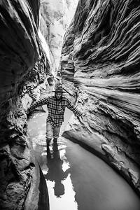 Slot Canyon Ice Water