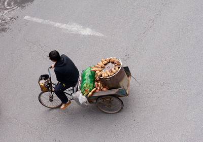 Baked potato delivery