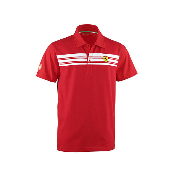 SHELL Triibuline polo särk meestele	33 points<br /> Mens Striped Polo Shirt