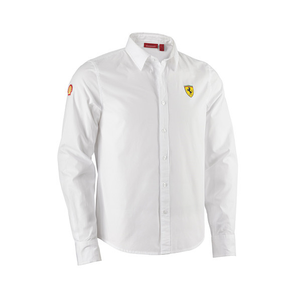 Collar shirt to be used by crew and management