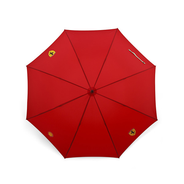 SHELL vihmavari (punane)	32 points<br /> Umbrella red
