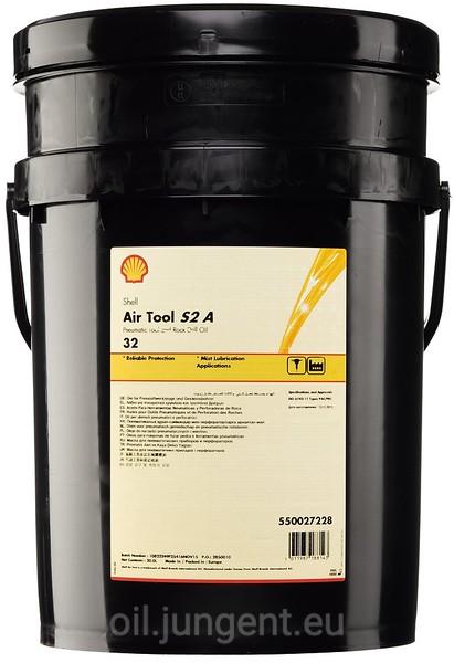 Shel  AIR TOOL Oil S2 A100 20L:(7519799)