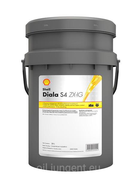 SHELL Diala S4 ZX-I dry 20L:(75542)