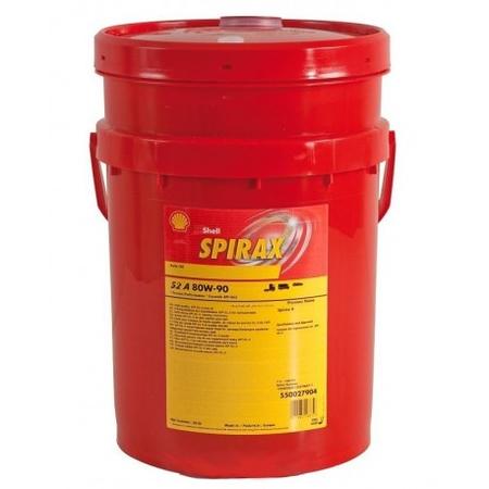 Shell SPIRAX S2 A 80W-90 20L:(73312)