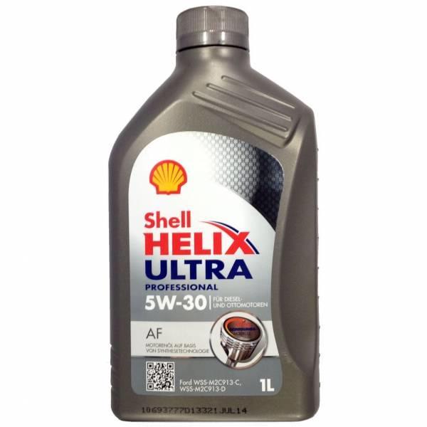 Shell HELIX Ultra PRO AF 5W-30 1L EURO: 7228499