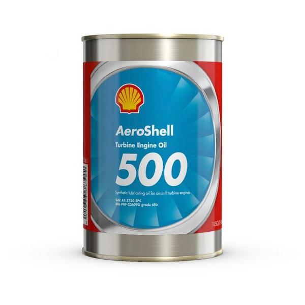 AEROSHELL TURBINE OIL 500 0,946L