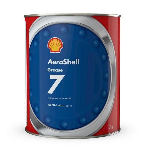 AEROSHELL Grease 7 3kg:(7111399)