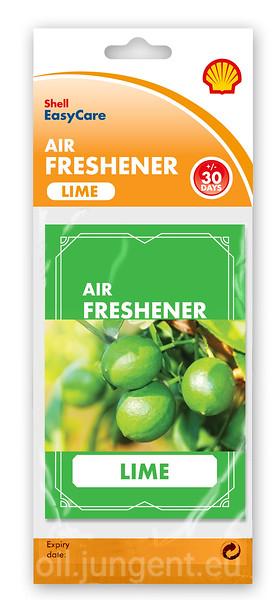 SHELL õhuvärskendaja - Lime: 7009099