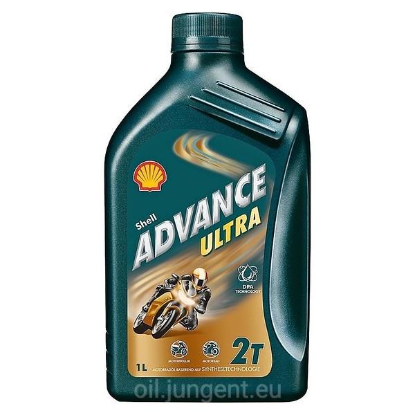Shell ADVANCE Ultra 2T 1L: 7390199