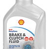 SHELL Brake and Clutch fluid DOT5.1 ESL 0,5L: 7936599