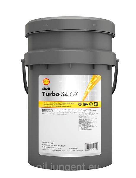 Shell TURBO S4 GX 46 1000L:(7465199)