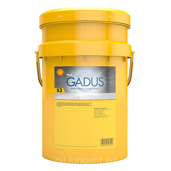 SHELL Gadus S3 High Speed Coupling Grease 1*18KG:(76003)