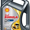 SHELL Rimula R6 ME 5W-30 4L
