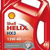HELIX HX3 15W-40 4L NEW