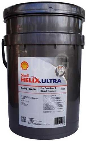Shell HELIX Ultra Racing 10W-60 20L NEW