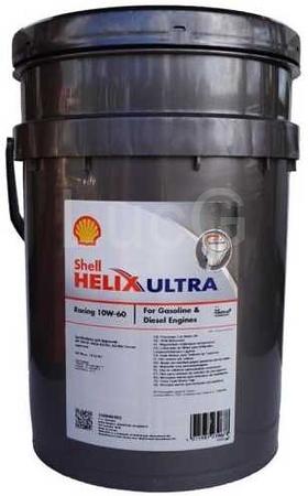 Shell HELIX Ultra Racing 10W-60 20L NEW
