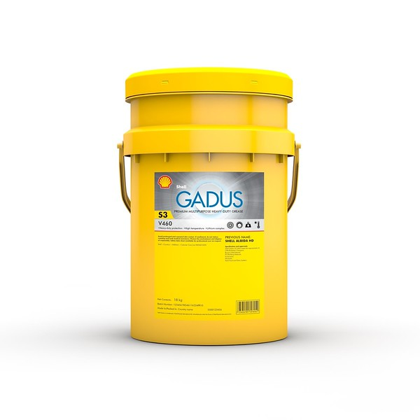 Shell GADUS S3 V460 2 180kg:(7706999)