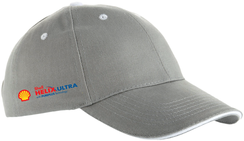 Shell Helix Ultra Purplus cap for campaign