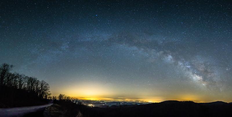 Celestial Arch || Shenandoah National Park, VA