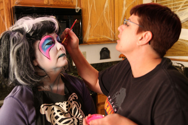 Copyright by Brian Rouze of Images In Motion 2011. Makeup created by Sheryl Straub.