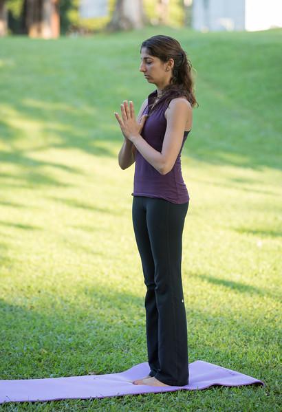 Shilpa Yoga Shoot