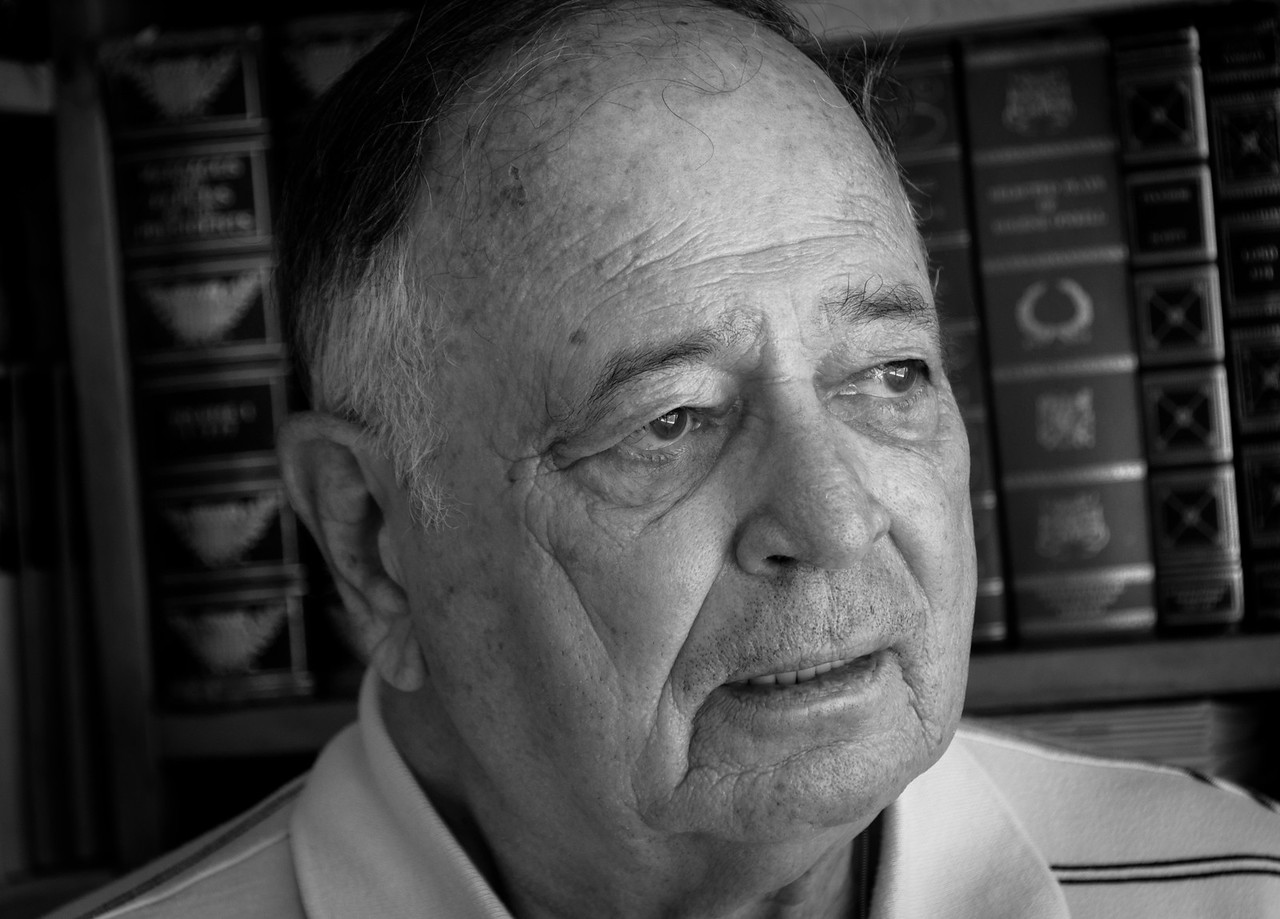 Larry Eagan, former missionary