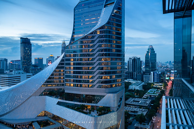 Central Embassy & Park Hyatt Bangkok