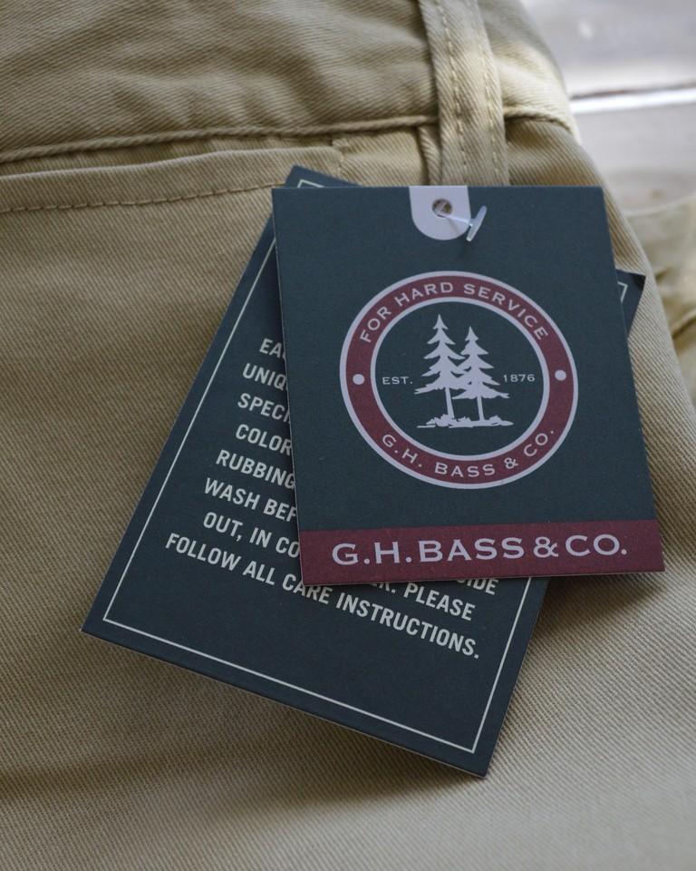 g.h.bass