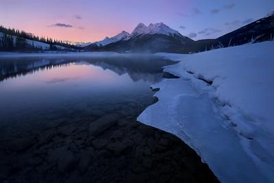 Goat Water - Kananaskis, Alberta