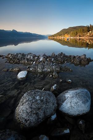 Gable Beach - Vernon, British Columbia