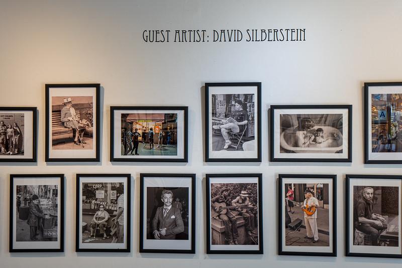 Featured photographer, David Silberstein