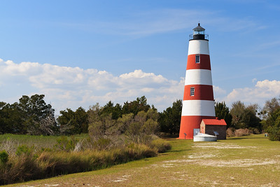 Sapelo Island lighthouse March 2007