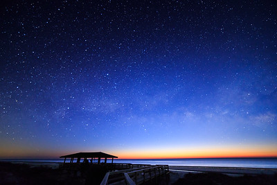 Starry Sunrise