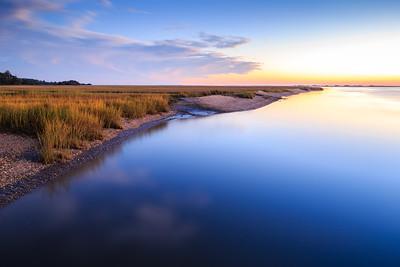 Marsh Landing Twilight