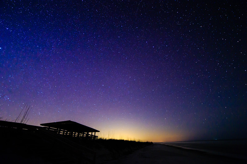 Nannygoat Beach, Sapelo Island