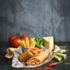 131099Tortilla BBQ Chicken & Chorizo200g
