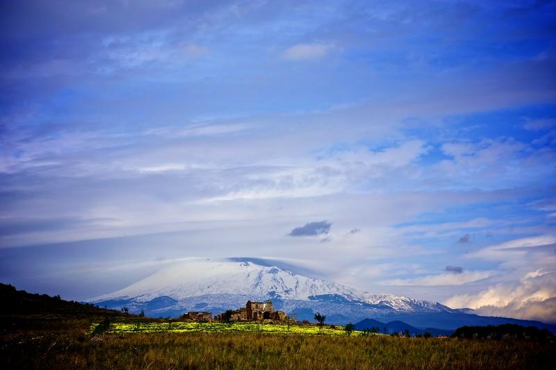 Mt. Etna Spring