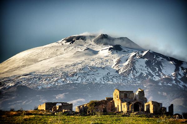 Mt. Etna (Signed Edition)