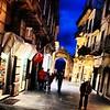 Taormina at dusk