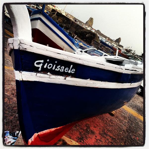 Sicilian Boat