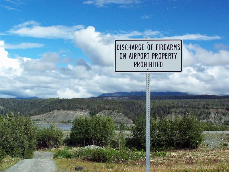 Firearms - Chitina, AK