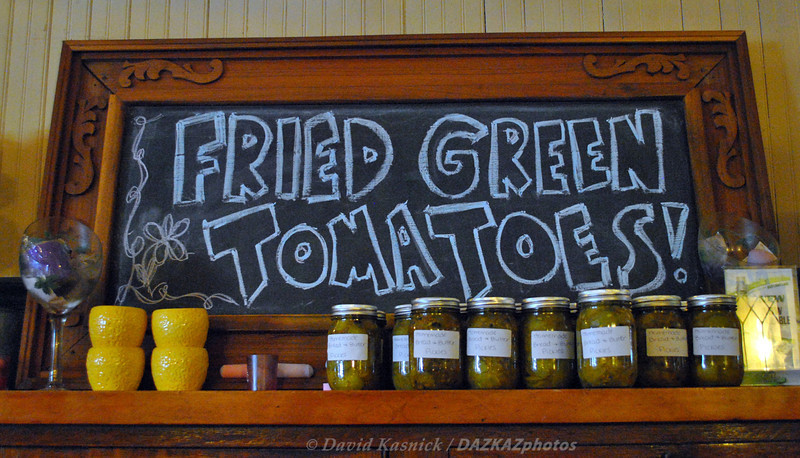 Fried Green Tomatoes - Mt. Pleasant, MO