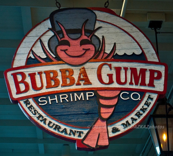 Bubba Gump - New Orleans, LA