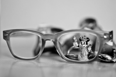18/09 another look through glasses