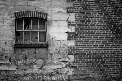 14/09: old window