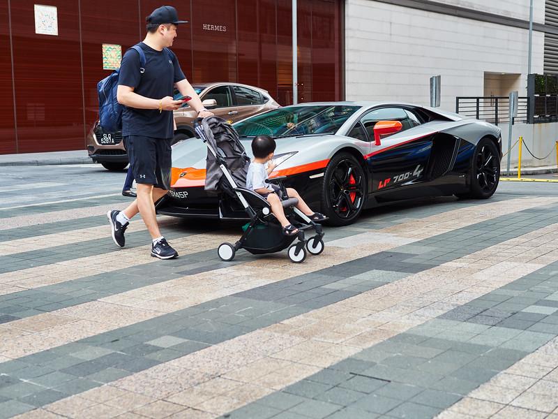 Crazy Rich World - Singapore