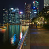 Downtown and Bay - Singapore